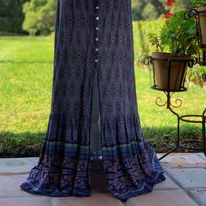 Cotton Candy LA Maxi Skirt